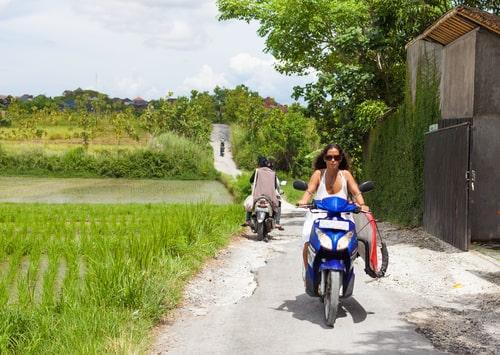Villas bukit adventures moto